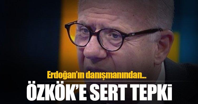 Erdoğan'ın danışmanı Varank'tan Özkök'e çok sert tepki!