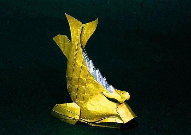 Origami Nedir? Sorusuna Cevap Niteliğinde 27 Sanat Eseri