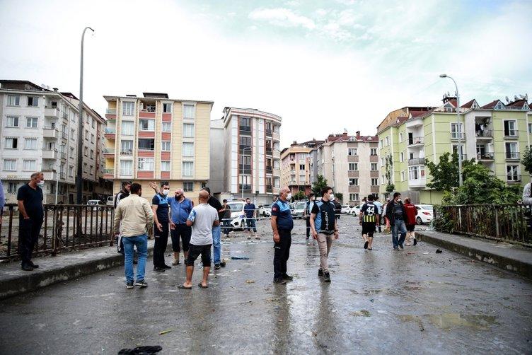 İstanbul Valiliğinden sağanak bilançosu açıklaması