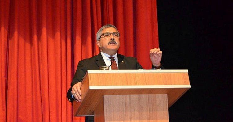 """Kültür ve Turizm Bakan Yardımcısı Yayman: """"AK Parti, Türkiye'de siyasetin kodlarını değiştirdi"""""""