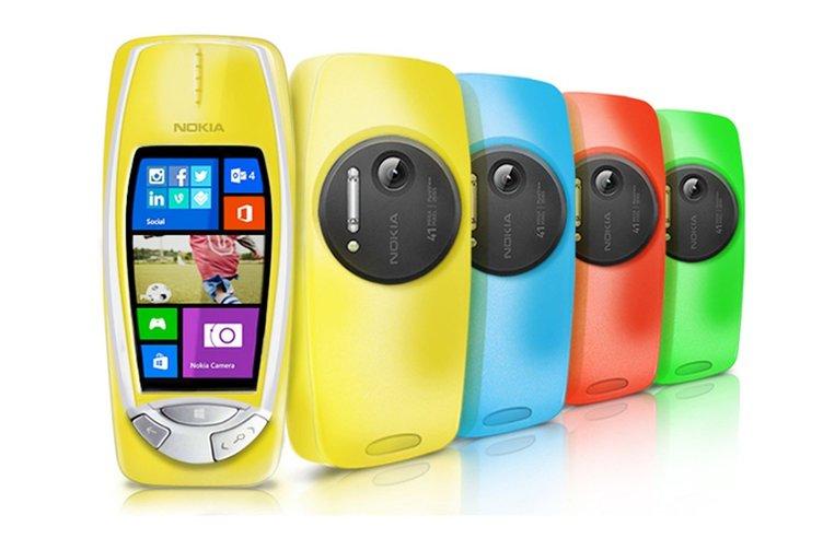 Yenilenen Nokia 3310'un fiyatı ve çıkış tarihi belli oldu