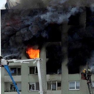 Slovakya'da binada doğal gaz patlaması: 5 ölü