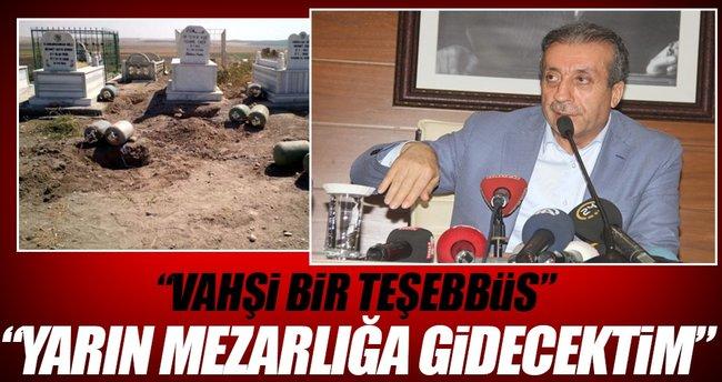 Mehdi Eker: Hain bir plan, yarın mezarlığa gidecektim