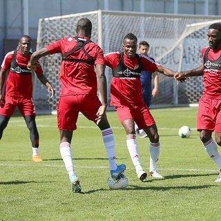 Sivasspor, Trabzonspor maçına hazırlanıyor