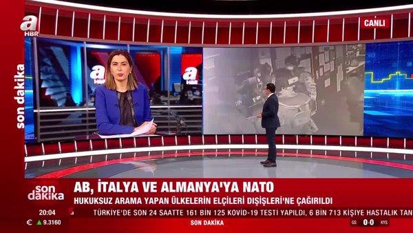 Son dakika! Dışişleri Bakanlığından AB, İtalya büyükelçileri ve Almanya maslahatgüzarına nota | Video