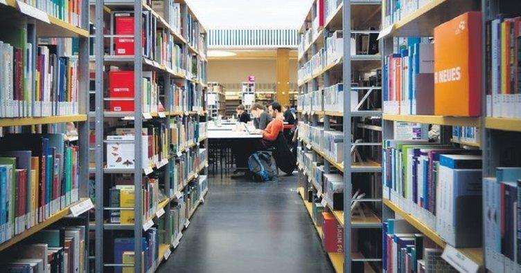 Kütüphanelerin tatili olmayacak