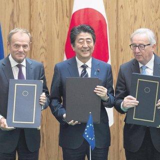 Dünyanın en büyük anlaşması