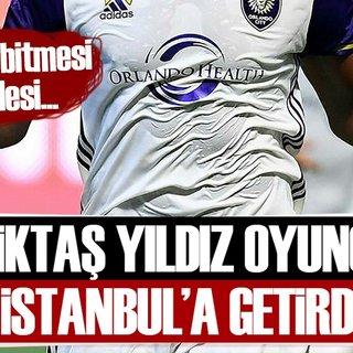Beşiktaş Cyle Larin`i İstanbul`a getirdi!