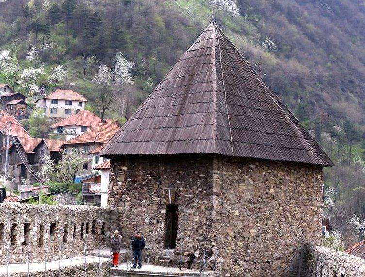 Bosna Hersek'te ilkbahar güzelliği