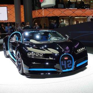 Bugatti Chiron'un yeni modelleri yolda