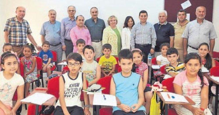 Kepez Belediyesi'nin yaz kursları başlıyor