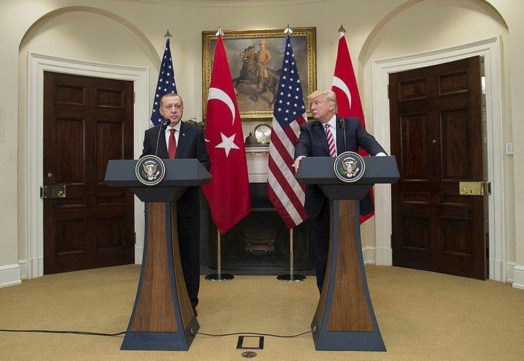 Kritik son dakika haberi geldi: ABD Başkanı Donald Trump'tan Cumhurbaşkanı Erdoğan'a Suriye teşekkürü! Kimsenin...