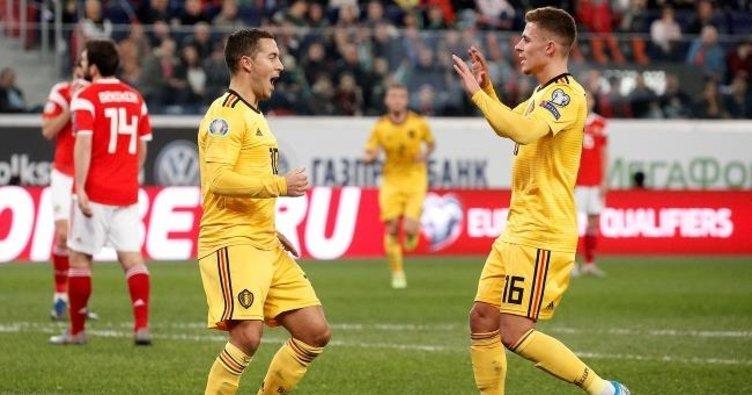 Belçika Rusya maçı hangi kanalda canlı yayınlanacak? EURO 2020 Belçika Rusya maçı ne zaman, saat kaçta, şifresiz mi?