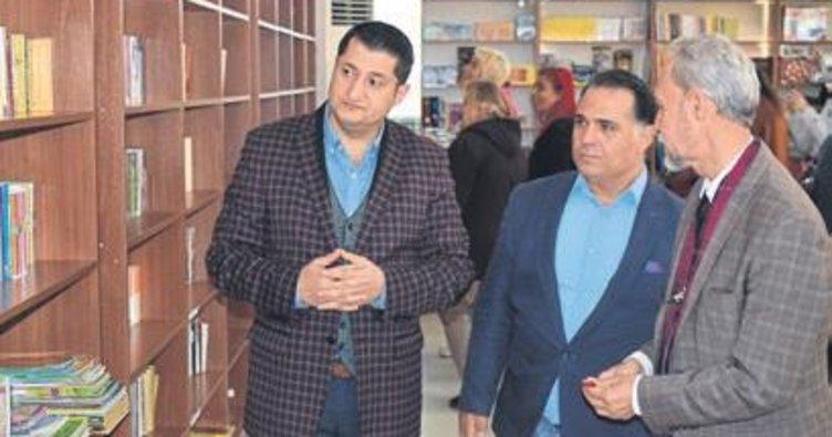Atatürk Çocukları Kütüphanesi açıldı