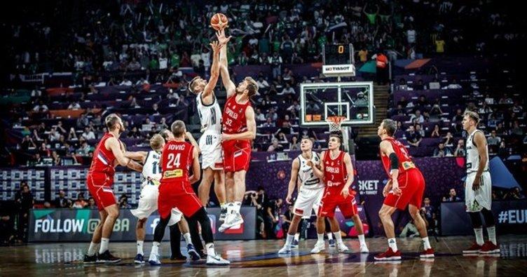 Basketbol'da şampiyon Slovenya!