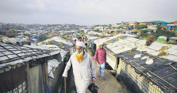 Bm, Erdoğan'ın dediğine geldi: Myanmar'da yaşananlar soykırım