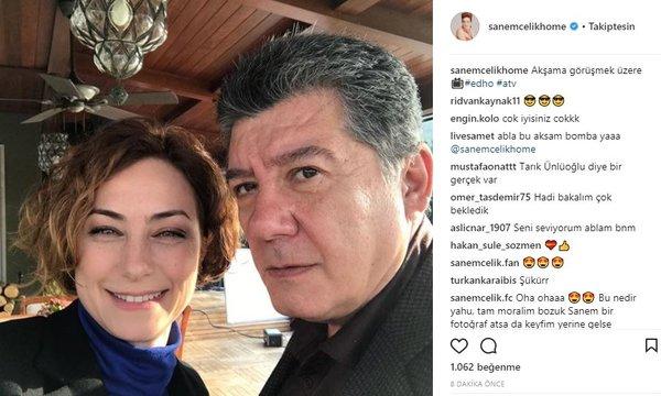 Ünlü isimlerin Instagram paylaşımları (09.01.2018)
