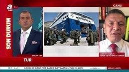 Doğu Akdeniz'deki provokasyonunun arkasında ne var? Türk ordusu için o adayı etkisiz hale getirmek dakikalar alır | Video
