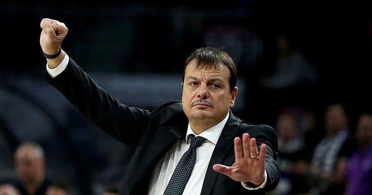 """Ergin Ataman: """"Euroleague'den maçın tekrarını isteyeceğiz"""""""