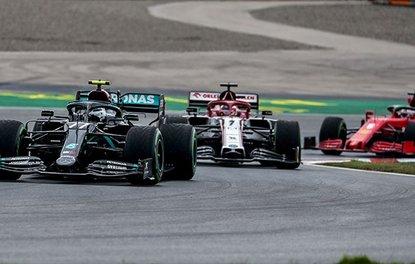 Formula 1 Türkiye GP'de pole pozisyonu Lance Stroll'ün oldu
