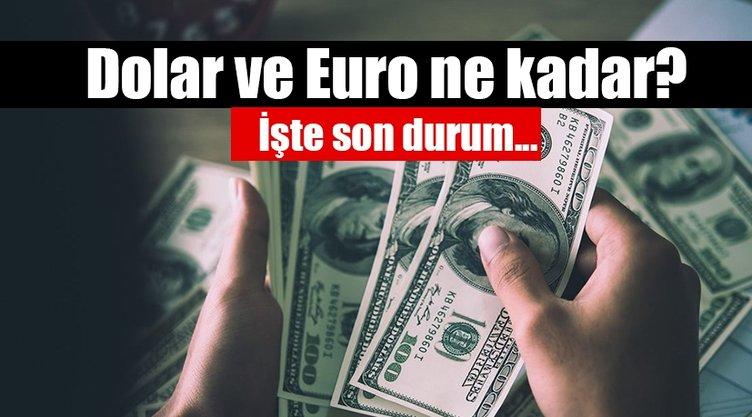Son dakika haber: Döviz kuru Dolar ve Euro alış satış fiyatı! 11 Ağustos Dolar ve Euro bugün ne kadar kaç lira TL?