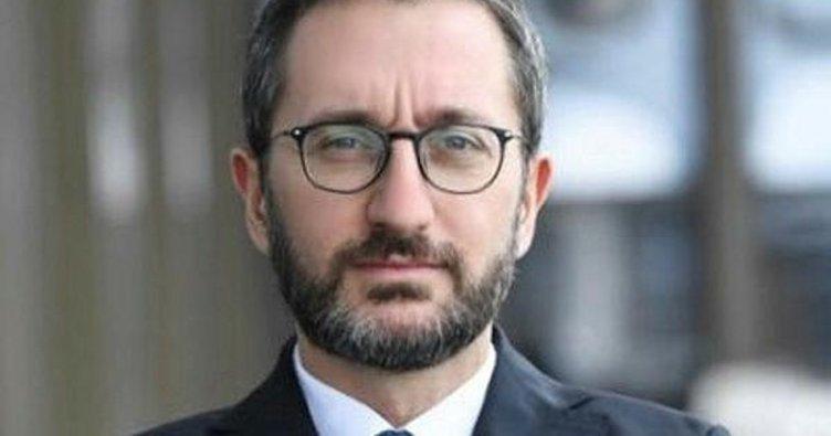 Cumhurbaşkanlığı İletişim Başkanı Altun'dan Yeni Akit Haber Müdürü'ne yapılan saldırıya kınama