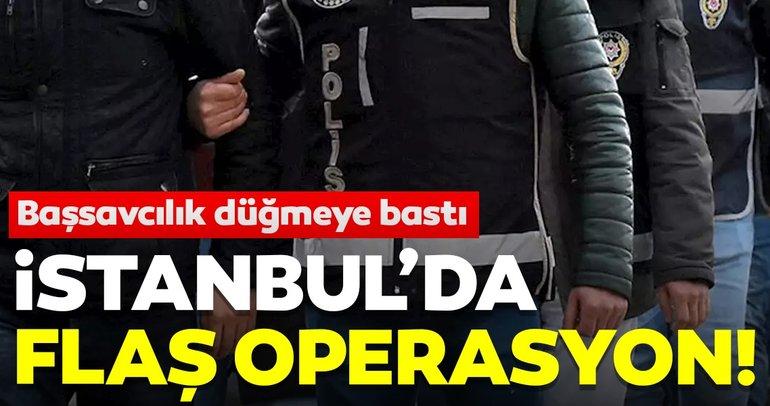 Son dakika: İstanbul'da ByLock operasyonu! 68 gözaltı...
