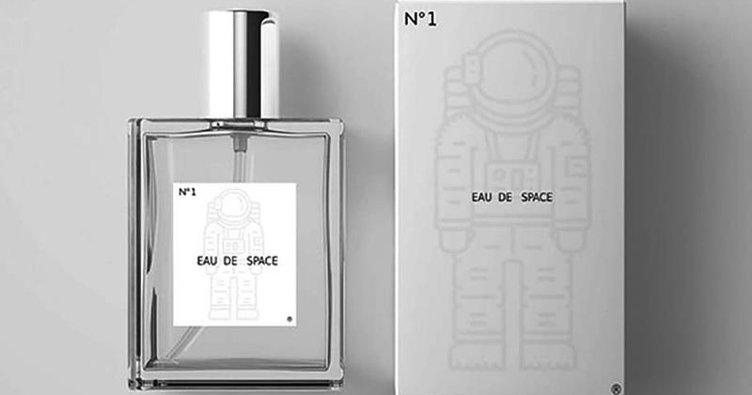Uzayın kokusu bir şişeye sığdı