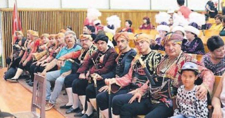 Ankaralı seymenler Oğuzlar Festivali'nde