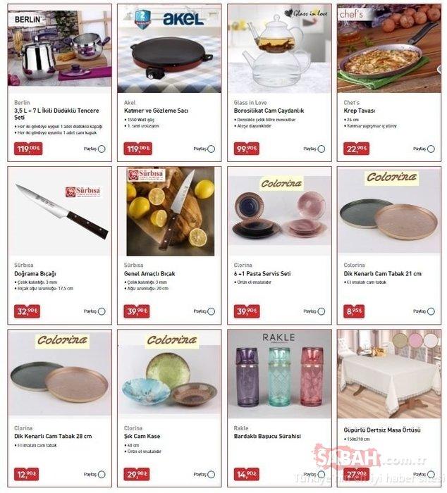 BİM aktüel ürünler kataloğu yarın satışa çıkıyor! BİM 2 Ekim 2020 aktüel ürünler listesinde bu hafta hangi ürünler bulunuyor?