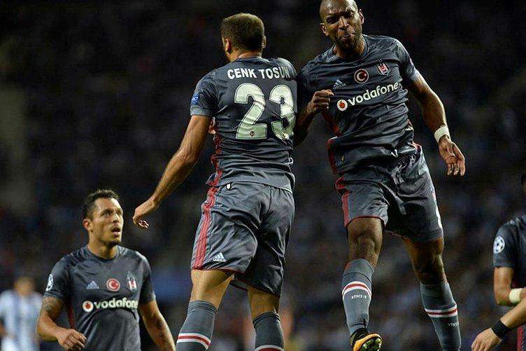 Beşiktaş'ın yeni golcüsü Porto maçından sonra ortaya çıktı!