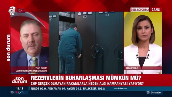 CHP Berat Albayrak'ı neden hedef alıyor? Muhalefetin 'Döviz rezervi' çarpıtmasının ardında ne var? | Video