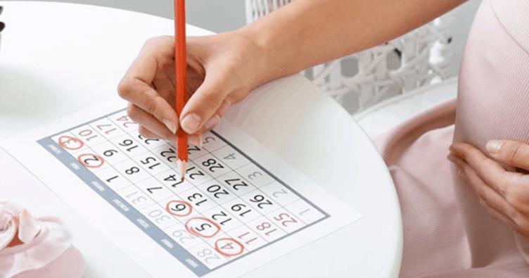Gebelik hesaplama: Kaç haftalık hamile olduğunu hesapla!