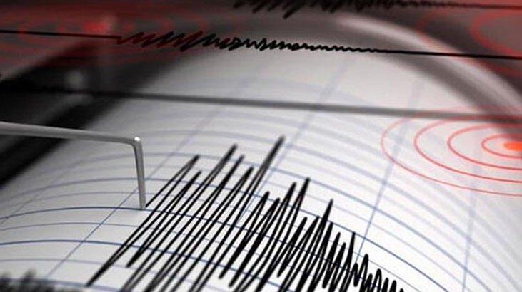 Son dakika haberi: İstanbul deprem ile sarsıldı! Kandilli İstanbul depremi şiddetini son depremler listesi ile duyurdu!