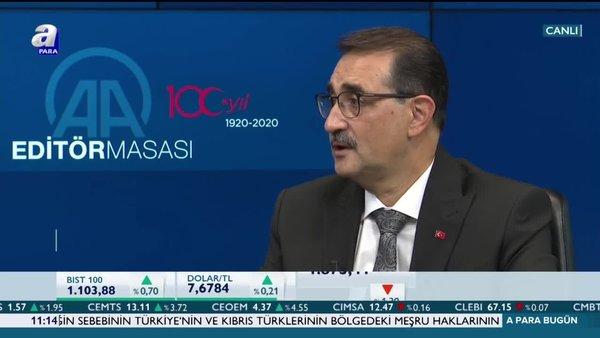 Bakan Dönmez Karadeniz'deki gaz keşfiyle ilgili konuştu: İthal ettiğimiz gaza göre çok daha ekonomik üreteceğiz