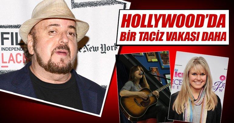 Hollywood'da 2'nci taciz bombası