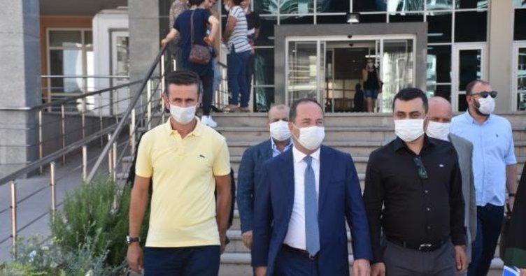 Edirne Belediye Başkanı Gürkan'ın yargılandığı dava, tanıkların dinlenmesi için ertelendi