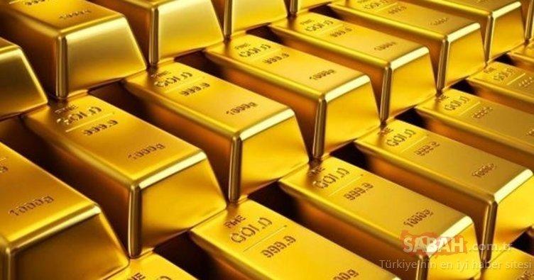 Küresel fonlardaki altın miktarı ocakta rekor seviyeye ulaştı!