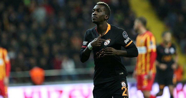 Onyekuru coştu, Galatasaray kazandı