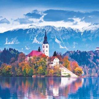 Minnacık ve güzel Slovenya
