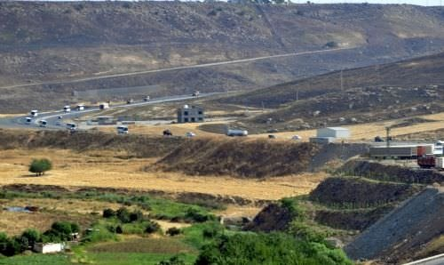 Şırnak'ta 100 araçlık askeri sevkiyat