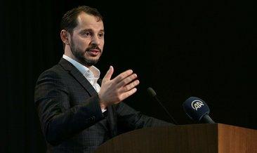 Hazine ve Maliye Bakanı Berat Albayrak'tan Kurban Bayramı mesajı
