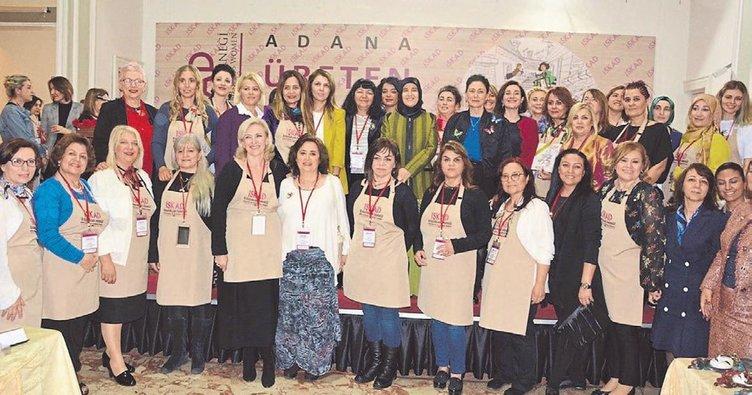 Adana'da Üreten Kadın Festivali