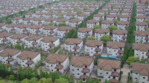 En zengin köy!