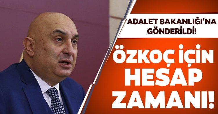 Son Dakika Haberi: CHP'li Engin Özkoç'un Başkan Erdoğan'a ağır hakaretleri ile ilgili flaş gelişme!