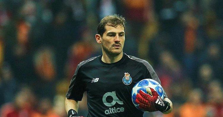 Real Madrid efsanesi Iker Casillas'tan sürpriz karar