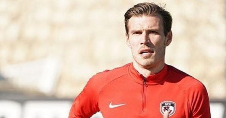 İzlandalı futbolcu Elmar Bjarnason'dan A Milli Takıma destek!