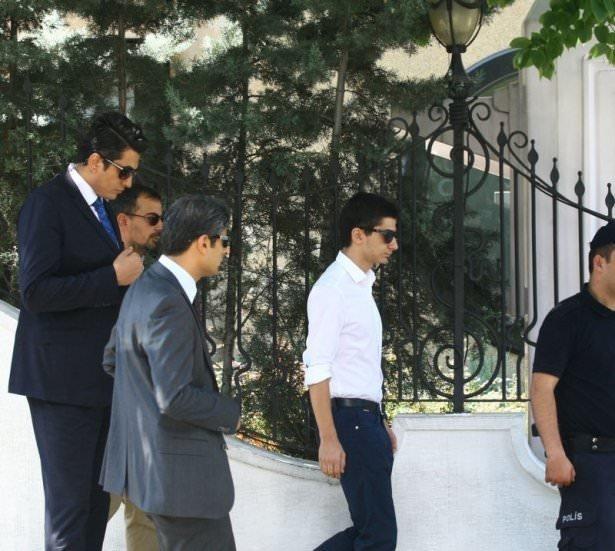 Davutoğlu, Başbakan gibi korunuyor