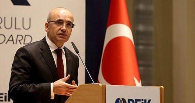 Başbakan Yardımcısı Şimşek: