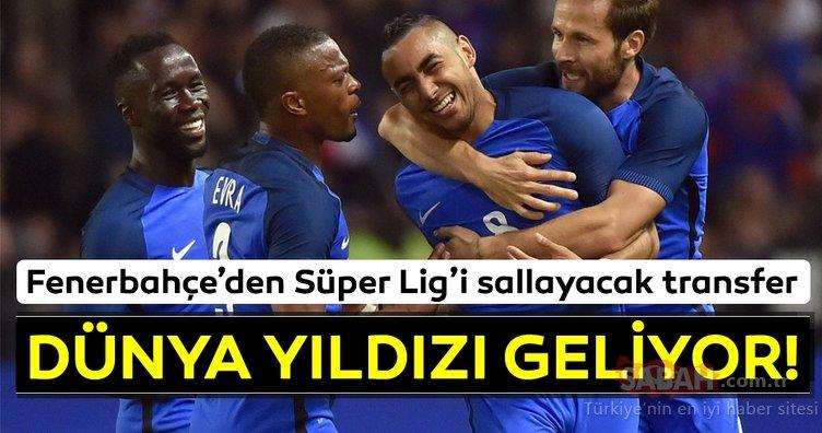 Son dakika haberi: Fenerbahçe'de transfer bombaları patlıyor! Dünya yıldızı Süper Lig'e geliyor